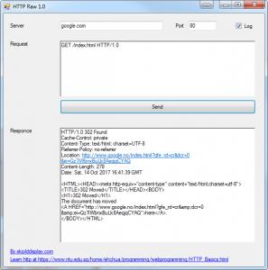 HTTP Raw